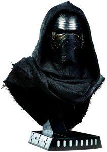 Figura de Busto de Kylo Ren de Star Wars de Sideshow - Figuras de acción y muñecos de Kylo Ren de Star Wars