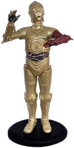 Figura de C-3PO de Star Wars de Attakus - Figuras de acción y muñecos de C-3PO de Star Wars