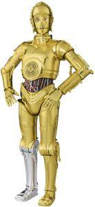 Figura de C-3PO de Star Wars de Bandai - Figuras de acción y muñecos de C-3PO de Star WarsFigura de C-3PO de Star Wars de Bandai - Figuras de acción y muñecos de C-3PO de Star Wars