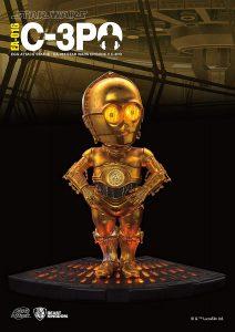 Figura de C-3PO de Star Wars de Beast Kingdom - Figuras de acción y muñecos de C-3PO de Star Wars