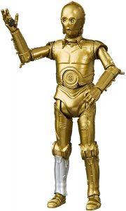 Figura de C-3PO de Star Wars de Hasbro 3 - Figuras de acción y muñecos de C-3PO de Star Wars