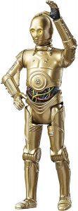Figura de C-3PO de Star Wars de Hasbro - Figuras de acción y muñecos de C-3PO de Star Wars