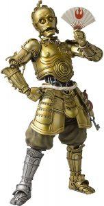 Figura de C-3PO de Star Wars de Honyaku Karakuri - Figuras de acción y muñecos de C-3PO de Star Wars