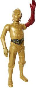 Figura de C-3PO de Star Wars de Jakks Pacific - Figuras de acción y muñecos de C-3PO de Star Wars