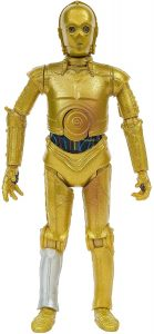 Figura de C-3PO de Star Wars de Kenner - Figuras de acción y muñecos de C-3PO de Star Wars