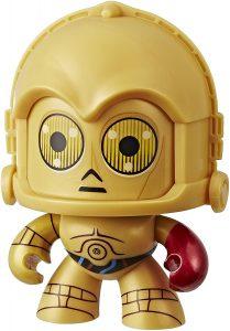 Figura de C-3PO de Star Wars de Mighty Muggs - Figuras de acción y muñecos de C-3PO de Star Wars
