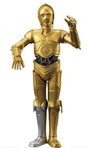 Figura de C-3PO de Star Wars de Sega - Figuras de acción y muñecos de C-3PO de Star Wars