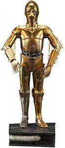 Figura de C-3PO de Star Wars de Sideshow - Figuras de acción y muñecos de C-3PO de Star Wars