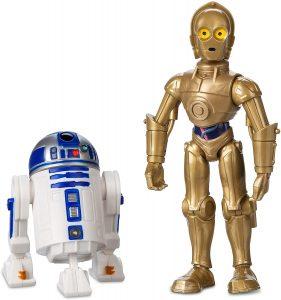 Figura de C-3PO y R2-D2 de Star Wars de Toybox - Figuras de acción y muñecos de C-3PO de Star Wars