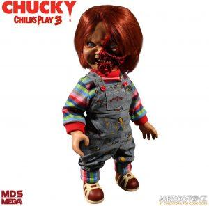 Figura de Chucky de Child's Play 3 - Figuras coleccionables y muñecos de la película de Chucky - el muñeco diabólico de Chucky
