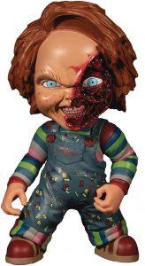 Figura de Chucky de Deluxe Edition Toyz - Figuras coleccionables y muñecos de la película de Chucky - el muñeco diabólico de Chucky