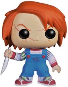 Figura de Chucky de FUNKO POP clásico - Figuras coleccionables y muñecos de la película de Chucky - el muñeco diabólico de Chucky