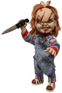 Figura de Chucky de Horror Shop - Figuras coleccionables y muñecos de la película de Chucky - el muñeco diabólico de Chucky