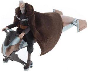 Figura de Conde Dooku de Star Wars con Speeder - Figuras de acción y muñecos de Conde Dooku