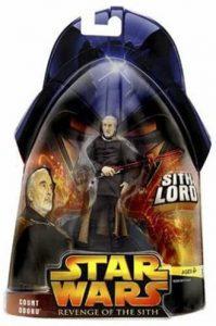Figura de Conde Dooku de Star Wars de Hasbro 2 - Figuras de acción y muñecos de Conde Dooku