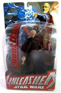 Figura de Conde Dooku de Star Wars de Hasbro 4 - Figuras de acción y muñecos de Conde Dooku