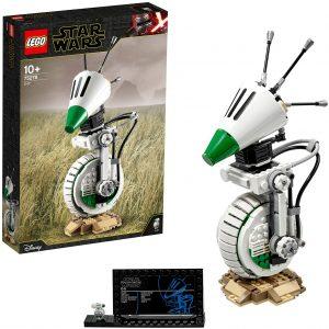 Figura de D-0 Droide Star Wars de LEGO - Figuras de acción y muñecos de D-0 de Star Wars