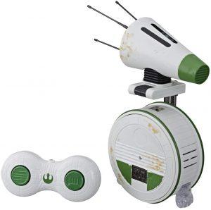 Figura de D-0 Droide Star Wars de control Remoto Hasbro - Figuras de acción y muñecos de D-0 de Star Wars