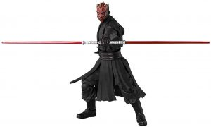 Figura de Darth Maul de Star Wars de BANDAI - Figuras de acción y muñecos de Darth Maul de Star Wars