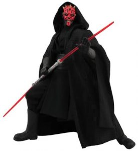 Figura de Darth Maul de Star Wars de Diamond - Figuras de acción y muñecos de Darth Maul de Star Wars