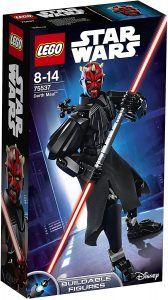 Figura de Darth Maul de Star Wars de Disney LEGO - Figuras de acción y muñecos de Darth Maul de Star Wars