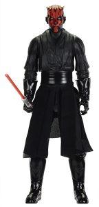 Figura de Darth Maul de Star Wars de Jakks Pacific - Figuras de acción y muñecos de Darth Maul de Star Wars