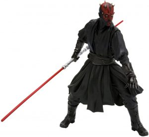Figura de Darth Maul de Star Wars de Kotobukiya 2 - Figuras de acción y muñecos de Darth Maul de Star Wars