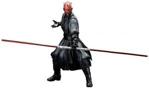 Figura de Darth Maul de Star Wars de Kotobukiya - Figuras de acción y muñecos de Darth Maul de Star Wars