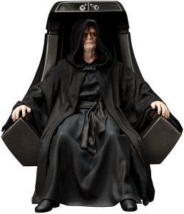Figura de Darth Sidious de Star Wars de Artfx - Figuras de acción y muñecos de Darth Sidious y Emperador Palpatine de Star Wars