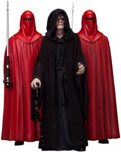 Figura de Darth Sidious de Star Wars de Kotobukiya - Figuras de acción y muñecos de Darth Sidious y Emperador Palpatine de Star Wars