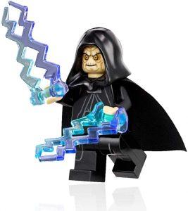 Figura de Darth Sidious de Star Wars de LEGO 2 - Figuras de acción y muñecos de Darth Sidious y Emperador Palpatine de Star Wars