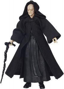 Figura de Darth Sidious de Star Wars de The Black Series 2 - Figuras de acción y muñecos de Darth Sidious y Emperador Palpatine de Star Wars