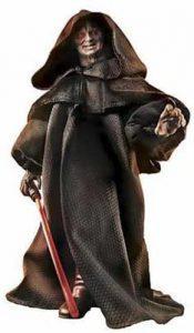 Figura de Darth Sidious de Star Wars de Tomy Direct - Figuras de acción y muñecos de Darth Sidious y Emperador Palpatine de Star Wars