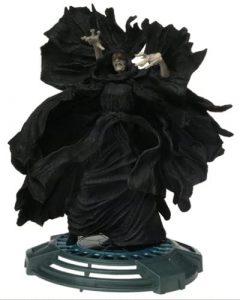 Figura de Darth Sidious de Star Wars de Unleashed - Figuras de acción y muñecos de Darth Sidious y Emperador Palpatine de Star Wars