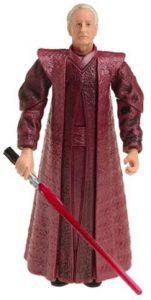 Figura de Emperador Palpatine de Star Wars de Attack Figure - Figuras de acción y muñecos de Darth Emperador Palpatine y Vader de Star Wars