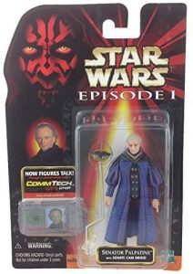 Figura de Emperador Palpatine de Star Wars de Hasbro 5 - Figuras de acción y muñecos de Darth Sidious y Emperador Palpatine de Star Wars