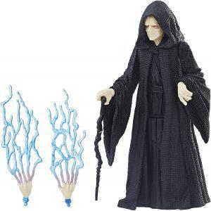 Figura de Emperador Palpatine de Star Wars de Hasbro - Figuras de acción y muñecos de Darth Sidious y Emperador Palpatine de Star Wars