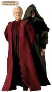Figura de Emperador Palpatine y Darth Sidious de Star Wars de Premium - Figuras de acción y muñecos de Darth Emperador Palpatine y Vader de Star Wars