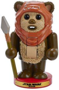 Figura de Ewok de Star Wars de Cascanueces - Figuras de acción y muñecos de Ewoks de Star Wars