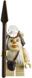 Figura de Ewok de Star Wars de LEGO 2 - Figuras de acción y muñecos de Ewoks de Star Wars