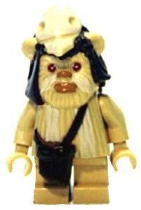 Figura de Ewok de Star Wars de LEGO 3 - Figuras de acción y muñecos de Ewoks de Star Wars