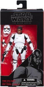 Figura de Finn de Star Wars de Black Series - Figuras de acción y muñecos de Finn de Star Wars