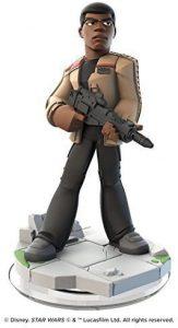 Figura de Finn de Star Wars de Disney Infinity - Figuras de acción y muñecos de Finn de Star Wars