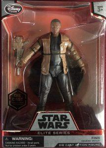 Figura de Finn de Star Wars de Elite - Figuras de acción y muñecos de Finn de Star Wars