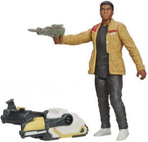 Figura de Finn de Star Wars de Hasbro 2 - Figuras de acción y muñecos de Finn de Star Wars