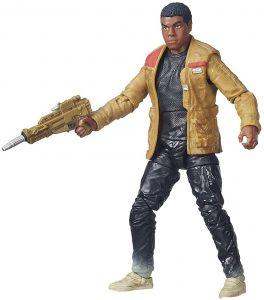 Figura de Finn de Star Wars de Hasbro 3 - Figuras de acción y muñecos de Finn de Star Wars