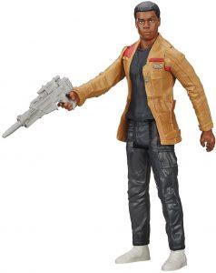 Figura de Finn de Star Wars de Hasbro 4 - Figuras de acción y muñecos de Finn de Star Wars