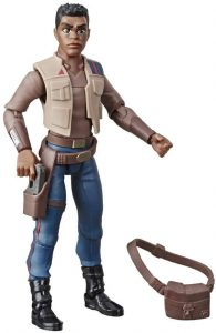 Figura de Finn de Star Wars de Hasbro - Figuras de acción y muñecos de Finn de Star Wars