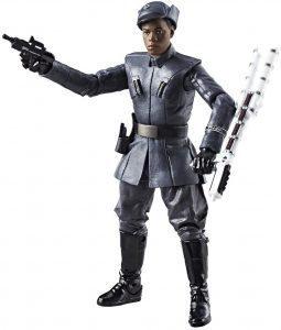 Figura de Finn de Star Wars de Hasbro First Order - Figuras de acción y muñecos de Finn de Star Wars