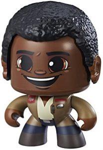Figura de Finn de Star Wars de Mighty Muggs - Figuras de acción y muñecos de Finn de Star Wars